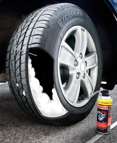 Opravy pneu a duší