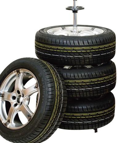 Sezónní uskladnění pneumatik